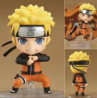 Nendoroid 682 Anime Naruto Shippuden Uzumaki Naruto PVC Figure Toy Gift New NB