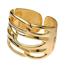 open link cuff bracelet 8125Bpg Kenneth Jay Lane polished gold