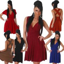 Markenlose Damenkleider mit 36 Elegant/Abende Größe