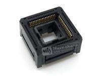 PLCC68 IC120-0684-304 PLCC Yamaichi IC Test Socket Programming Adapter 1.27Pitch