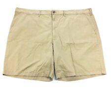 Claiborne Mens Uniform Khaki Chino Shorts Size 52 NEW