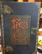 """Hallmark Halloween Talking Candy Box """"Spells Potions and Creepy Concoctions"""""""