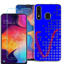 TPU Case for Samsung Galaxy A20 / A50 + Tempered Glass - Victory