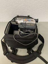 Sony Handycam CCD-TRV608 8mm Hi8 Camcorder Analog Video Cam Case