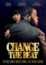 Change the Beat (DVD, 2015) Talib Beatie Kyree McCurry Shadia Johnson
