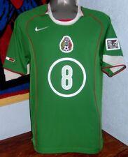 NIKE MEXICO 2005 SUB17 WINNER DOS SANTOS M HOME SOCCER ORIGINAL JERSEY SHIRT