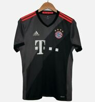 BAYERN MUNICH 2016/2017 AWAY FOOTBALL SOCCER SHIRT JERSEY CAMISETA TRIKOT ADIDAS