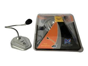 (5,99€/Stk.)Desktop Microphone - 3,5mm - PC Tischmikrofon Skype MSN ICQ Mikrofon