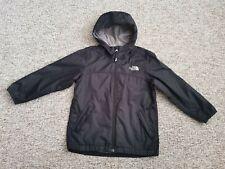 North Face Boys Jacket Coat Size XXS Black HyVent