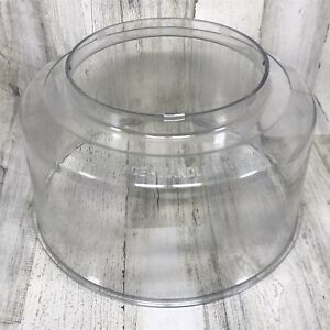Nuwave Pro Plus Infrared Oven 20631 Clear Plastic Dome Replacement Part Only