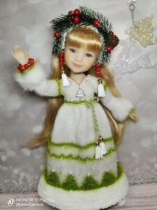 """14"""" Ruby Red Fashion Friends OUTFIT handmade"""