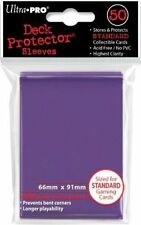 Ultra pro Protector Sleeves 50 Standard Purple