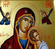 """Maria Madre de dios """"Amolintos"""" Virgen Icono Iconos Icon Icona Icone Icoon Ikona"""