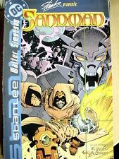 STAN LEE presenta : SANDMAN Dicembre 2002 ed. DC Comics   [SP8]