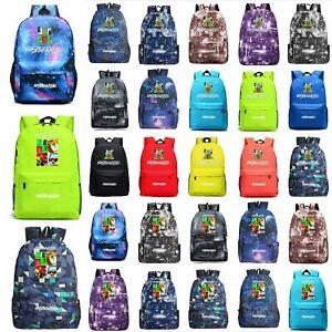 Unspeakable Backpack School bag Travel Rucksack Kids Shoulder Laptop Book Bag