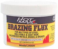 "Steel and Borax Flux /& Tungsten Carbide Brazing Rod Cast Iron 1//16/"" RBCuZn-D"