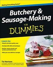 Butchery & Sausage Making for Dummies