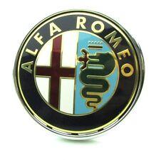 Alfa Romeo Mito Nuevo Original Bota de Emblema Trasero Tipo Empuje Insignia 50531454 ()