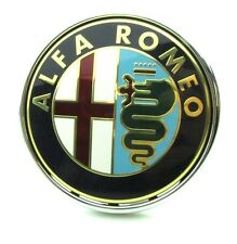 Alfa Romeo Mito New Genuine Rear Emblem Boot Badge 50531454 (push type)