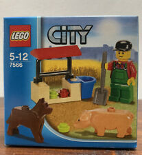 Lego City set 7566 Farmer MISB