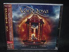 VANDROYA One + 1 JAPAN CD Soulspell Brazil Melodic Progressive Heavy Metal !