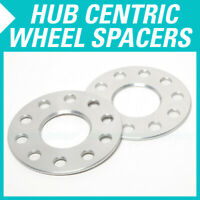 2 Hub Centric Wheel Spacers 5mm 5x114.3 4.5 60.1 | 60mm fit Toyota Lexus