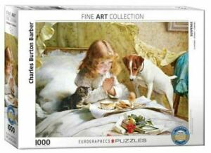 Eurographics Puzzle 1000 Piece jigsaw - Suspense by Burton Barber EG60005329