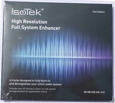 Isotek High Resolution System Enhancer CD - 2nd Edition (Tune Up Your System)