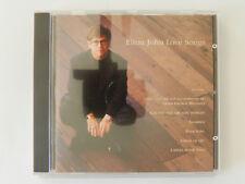 CD Elton John Love Songs