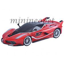 XQ 3708 R/C RADIO REMOTE CONTROL CAR FERRARI FXX K #10 1/18 RED