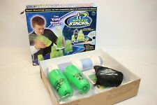 Speed Stacks Stack Pack 12 Cup Stacking with Mat, Training dvd with instructions