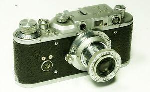 ZORKI  Leica II - Kopie mit 3,5/50