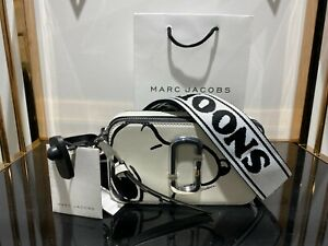 MARC JACOBS X Peanuts The Snapshot Camera Bag (100% Authentic, New with Tag)