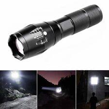 Neu 6000 Lumen XML T6 LED Stark Energie Taschenlampe Taschenlampe 18650
