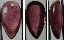 7.05ct or 1.40g Brazil 100% Natural Rubellite Pink Tourmaline Cabochon Gemstone