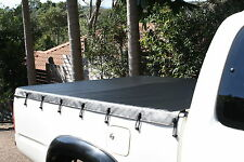 UTE TONNEAU COVER (TARP) for V240-V200 GREAT WALL 2009-13 Bunji Style (TNSTC94B)