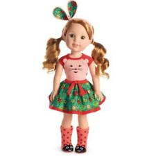 American girl Wellie sympathisants-Willa Doll-New in Box-Free DHL Express