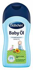 Bübchen Baby Öl, sensitives Körperöl für zarte Babyhaut, mit Sheabutter und