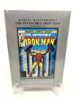 Invincible Iron Man Volume 12 Collects #95-112 Marvel Masterworks HC New