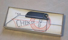 CHEK-IT Visual Arrow Indicator for Draw Length-Target Bow Archery-Vintage-Right