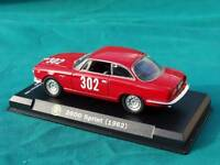 ALFA ROMEO 2600 SPRINT SUPER HISTORIC RACE RALLY CAR 1962 BOLOGNA PASSO 1968 302