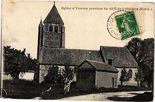 CPA Eglise d'Ymeray peroisse du Gué-de-Longroi (E.-et-L.)   (179885)