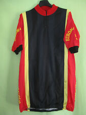 Maillot cycliste Euromarché Euroloisirs 80'S Jersey Vintage cycling - 4 / L