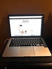 """Apple MacBook Pro Retina 13""""  MF839LL/A (128GB)"""