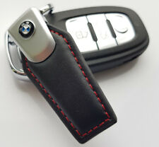 BMW LEATHER M SPORT KEYRING KEYCHAIN SUPERB Quality 1, 2, 3, 5 Series X1, X2, X3
