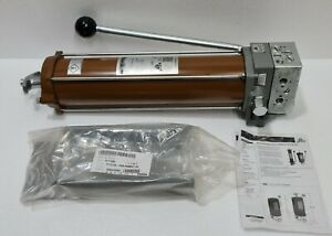DROPSA P/N: 156070 HAND OPERATED PUMP 3.4CC 2KG GREASE NLGI 2 120 BAR w/o GAUGE