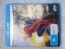 SPIDERMAN 3(2 DISC SET) TOBEY MAGUIRE KIRSTEN DUNST BLU RAY M