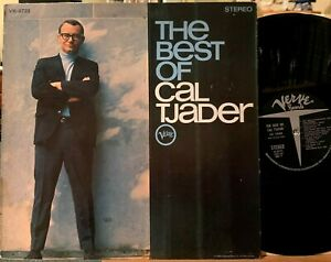The Best of Cal Tjader Vinyl LP Verve V6-8725 Latin Jazz 1967 First Pressing