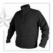 Helikon Tex Delta 4-way Elastic Shark Skin Jacket Urban Coats Black Medium M