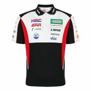 LCR Honda Motogp Team Polo Shirt NEW Official Apparel